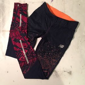 New balance NB Dry running tights, size S